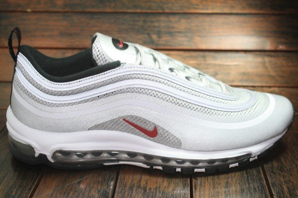 nike air max 97 hyperfuse metallic silver red