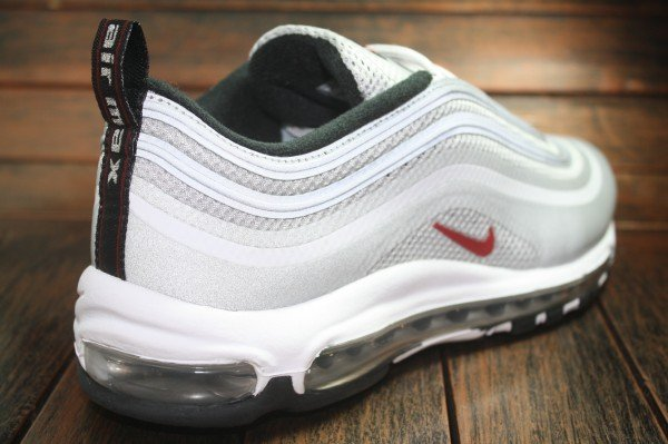 Nike Air Max 97 Hyperfuse Premium 'Metallic Silver/Varsity Red-Black' - New Images