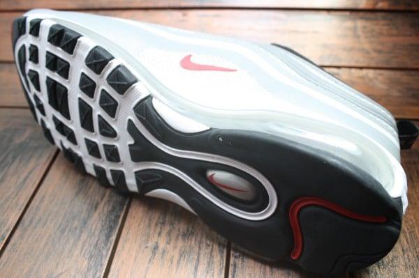 Nike Air Max 97 Hyperfuse Premium 'Metallic Silver/Varsity Red-Black' - New Images
