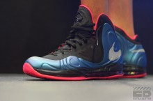 Nike Air Max Hyperposite 'Dynamic Blue/Reflective Silver-Fireberry' at Extra Butter