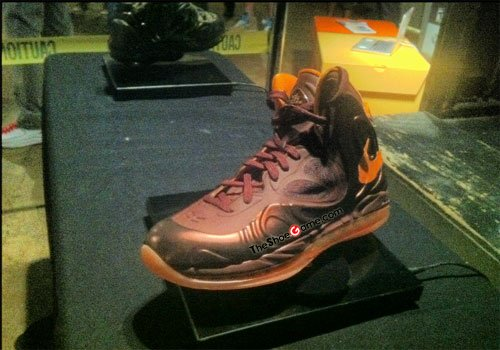 Nike Air Max Hyperposite 'Brown/Orange'