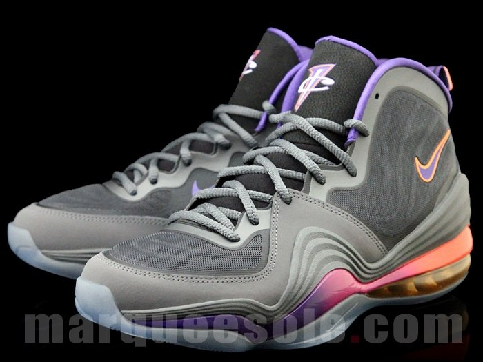 Nike Air Penny V (5) 'Phoenix' - New Images