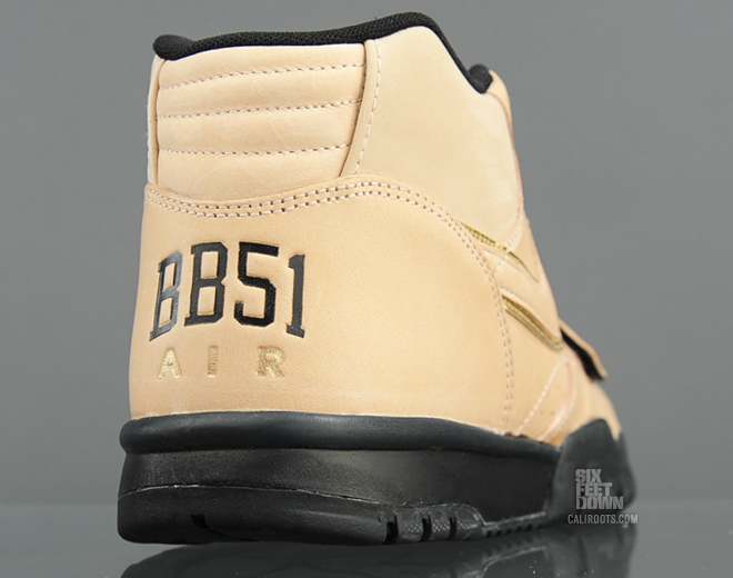 Nike Air Trainer 1 Mid BB51 'Vachetta Tan' at SFD