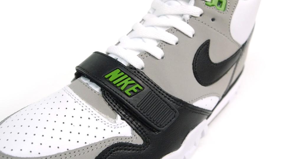 Nike Air Trainer 1 Mid Premium 'Chlorophyll' at mita