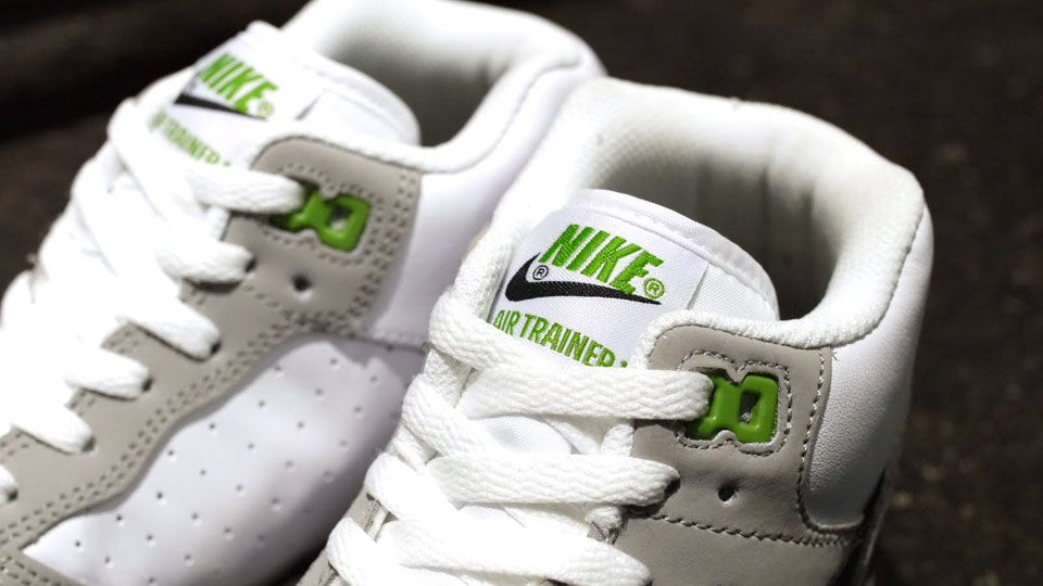 Nike Air Trainer 1 Mid Premium 'Chlorophyll'