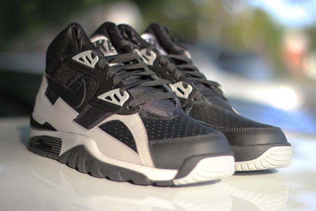 Nike Air Trainer SC 'Raiders' at Social Status