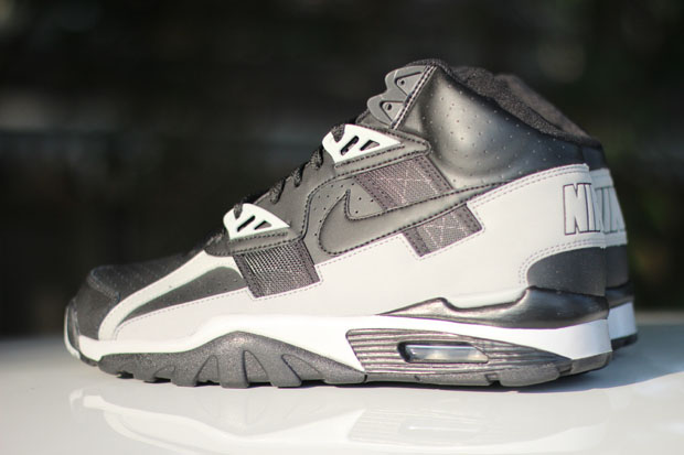 Nike Air Trainer SC 'Raiders' at Social Status