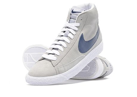 Nike Blazer 'Wolf Grey/Midnight Navy' JD Sports Exclusive