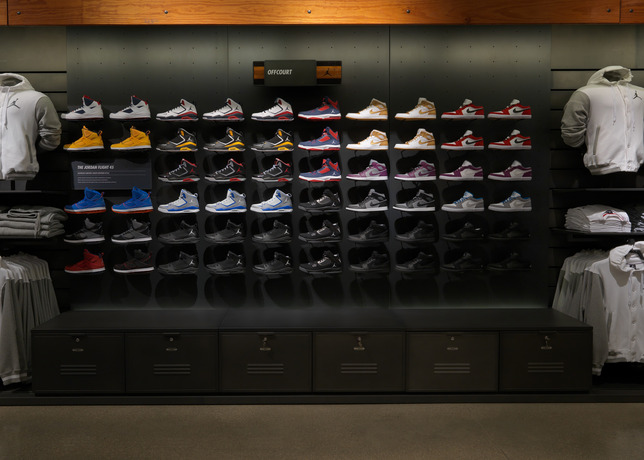 Nike Chicago Reopens Today