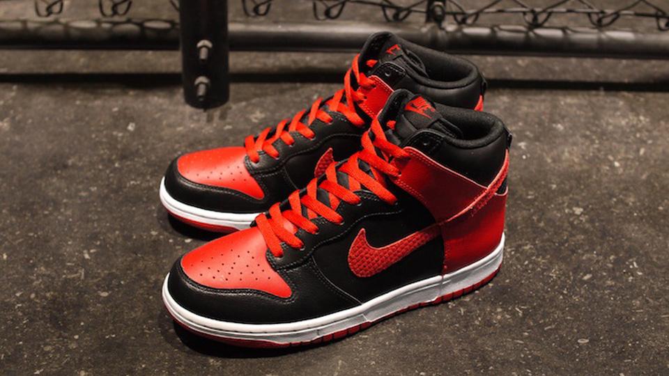 Nike Dunk High J Pack
