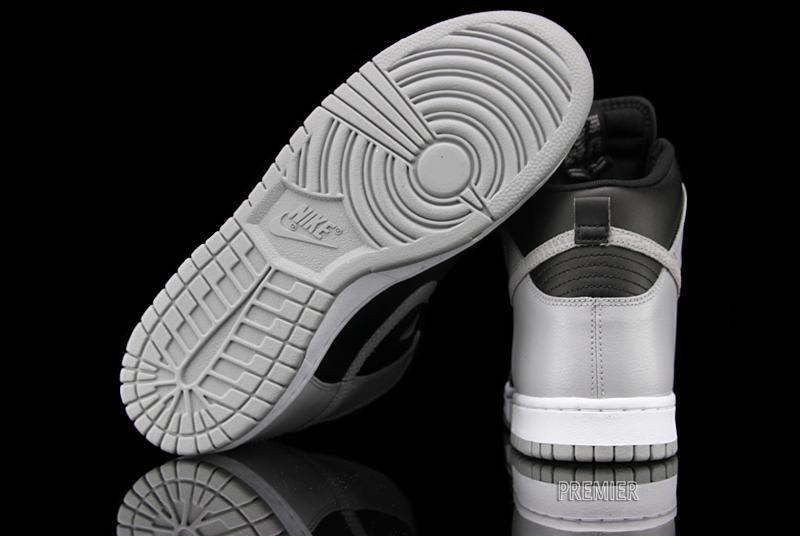 Nike Dunk High J Pack 'Wolf Grey/Black'