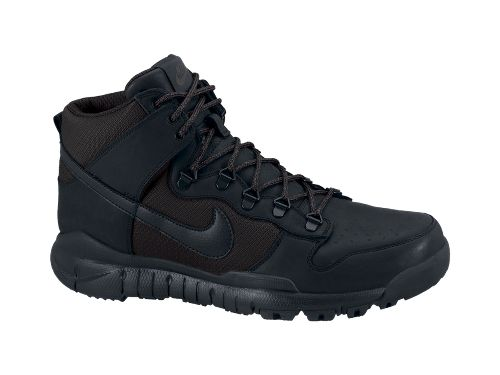 hot sales 5657a 848d3 Nike Dunk High Winter 'Black/Black-Anthracite' | SneakerFiles
