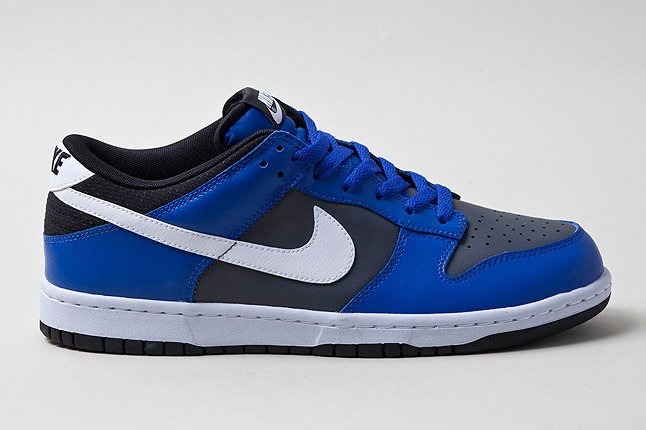 Nike Dunk Low 'Royal Blue/Black-White'