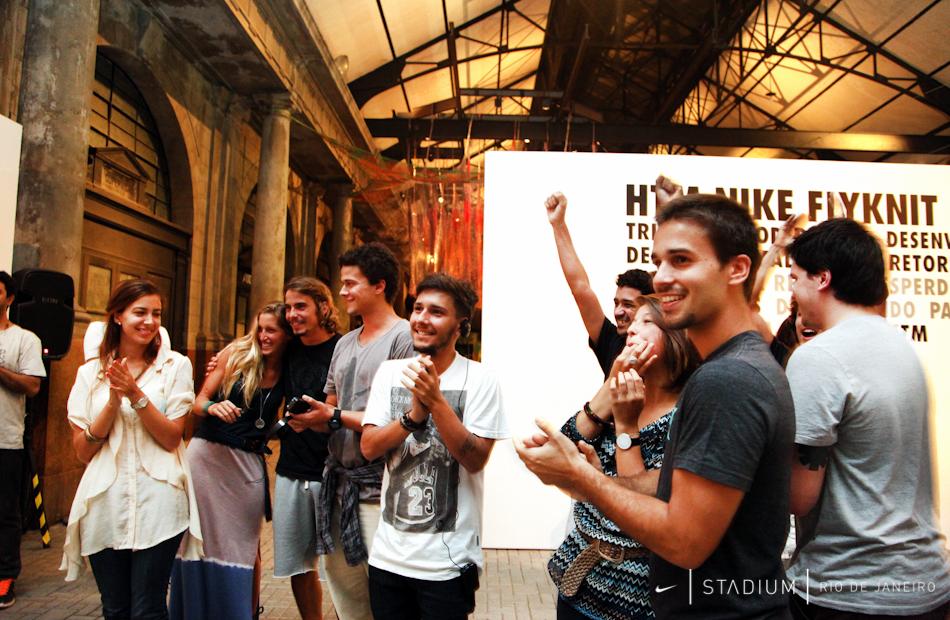 Nike Flyknit Collective Rio de Janeiro - Lightness Workshop
