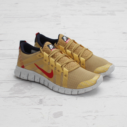 Nike Free Powerlines+ NRG 'Gold Medal' at Concepts
