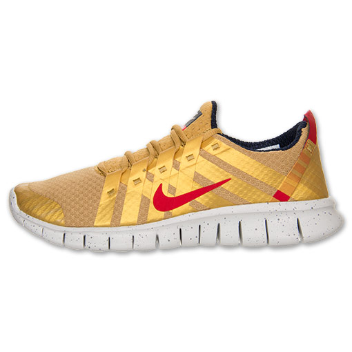 Nike Free Powerlines+ NRG 'Gold Medal' at Finish Line