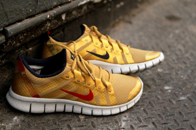 ... italy nike free powerlines nrg gold medal at kith nyc a141c 460a7 e32d69644