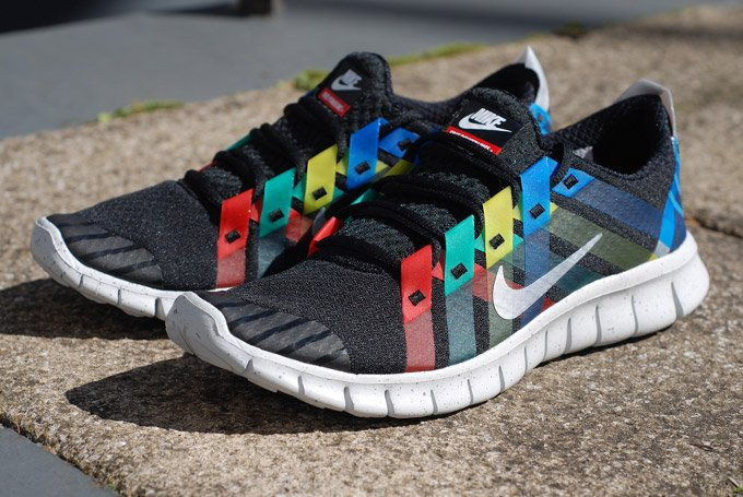 fe1049f98afb Nike Free Powerlines+ NRG  Olympics  at Crooked Tongues