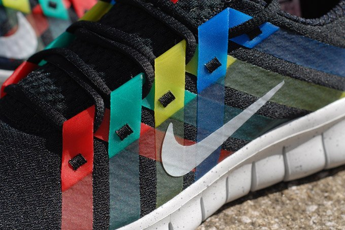 Nike Free Powerlines+ NRG 'Olympics' at Crooked Tongues