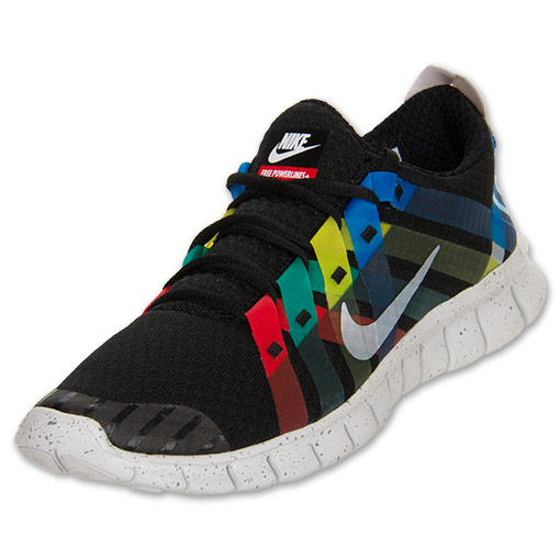 Nike Free Powerlines+ NRG 'Olympics' at Finish Line