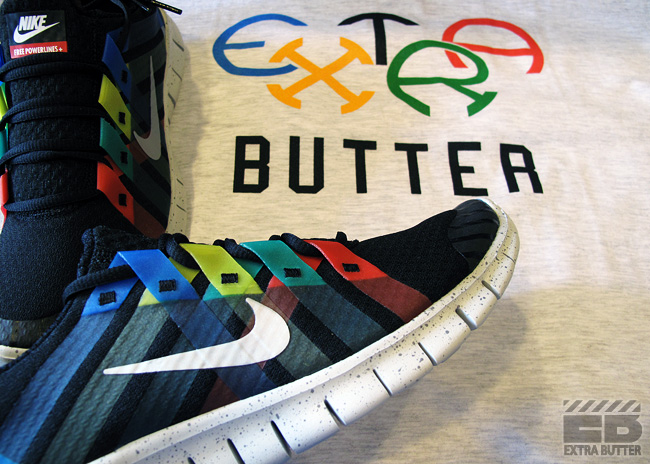 Nike Free Powerlines+ NRG 'Olympics' at Extra Butter