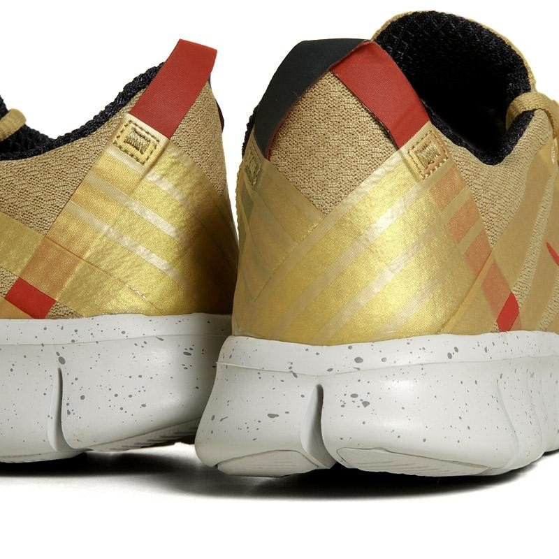 Nike Free Powerlines+ NRG 'Gold Medal' at End
