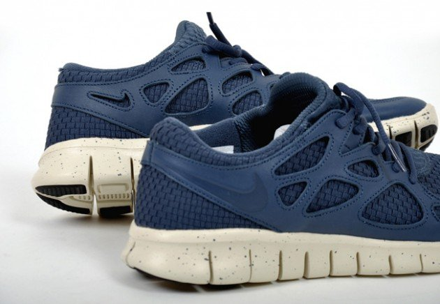 Nike Free Run+ 2 NSW Woven Leather TZ Pack
