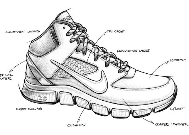 Nike Free Trainer 7.0 Shield