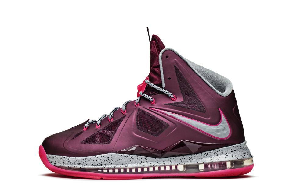Nike LeBron X+ Sport Pack 'Fireberry' - Release Date + Info
