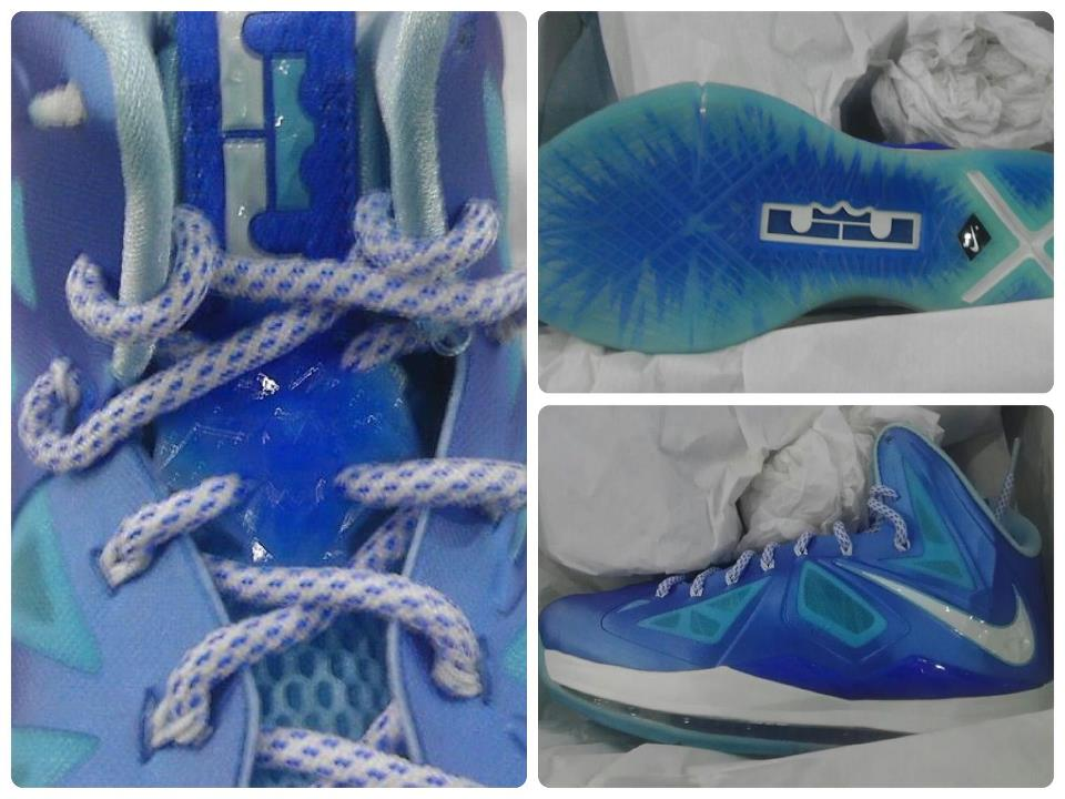 Nike LeBron X+ Sport Pack 'Wind Chill'