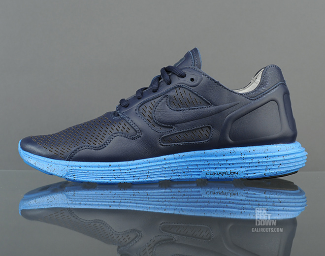 Nike Lunar Flow Pinnacle 'Obsidian'