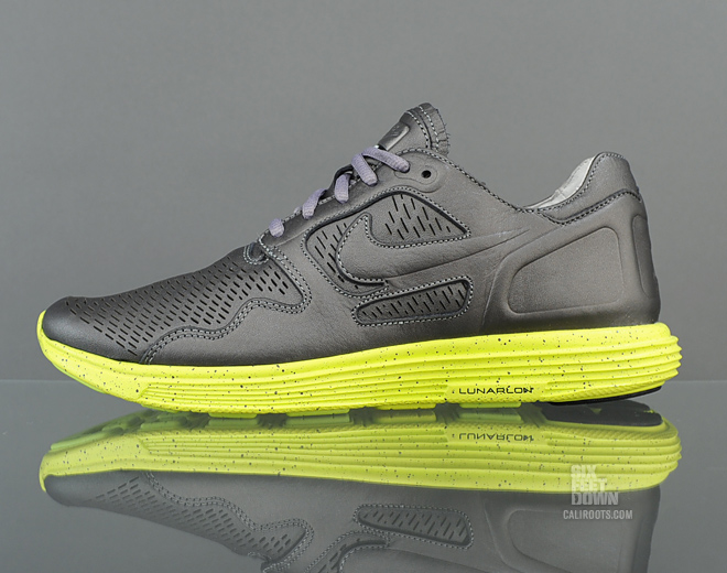 Nike Lunar Flow Pinnacle 'Silver'