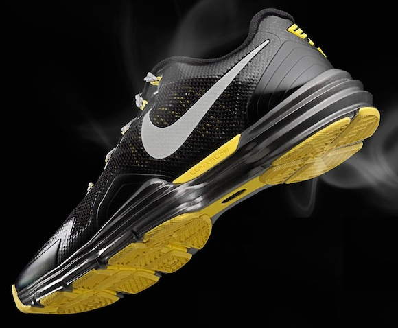 Nike Lunar TR1 Oregon Ducks 'Black'