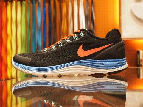 Nike LunarGlide+ 4 iD NYC Sample