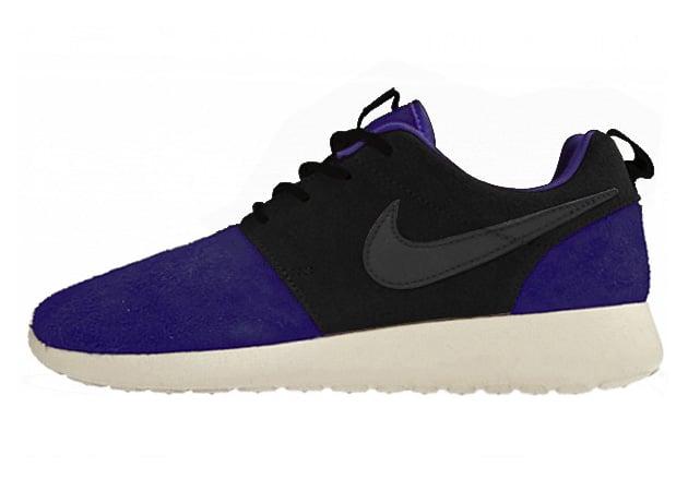 Nike Roshe Run Premium 'Purple/Black'