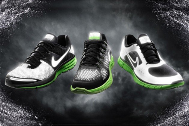 Nike Running Shield Collection - Fall/Winter 2012