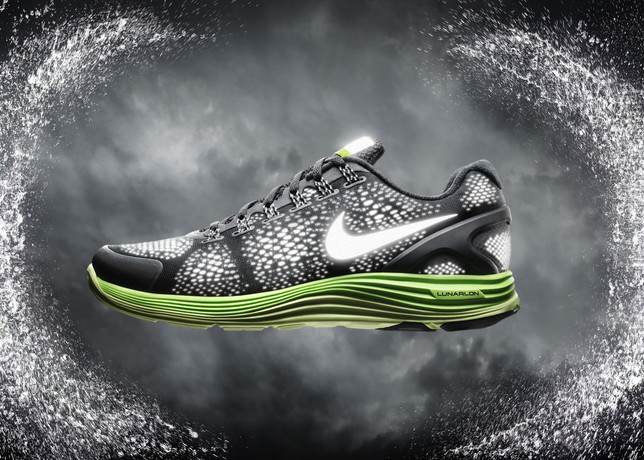 Nike Running Shield Collection Footwear for Holiday 2012