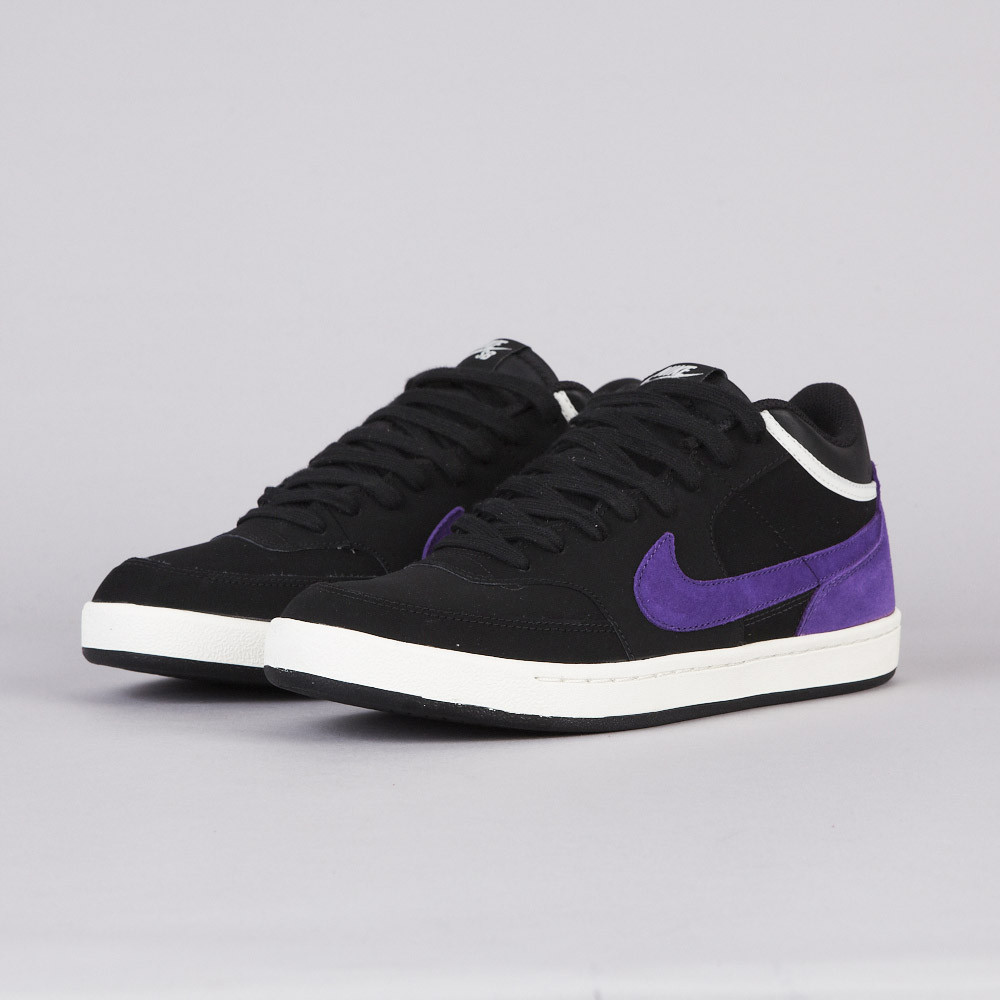 Nike SB Challenge Court Mid 'Black/Court Purple-Sail'