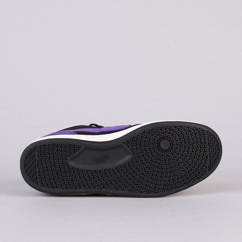 Nike SB Challenge Court Mid  Black Court Purple-Sail   e3eaa2efff82