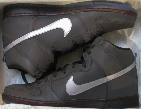 Nike SB Dunk High Premium '3M' - New Images