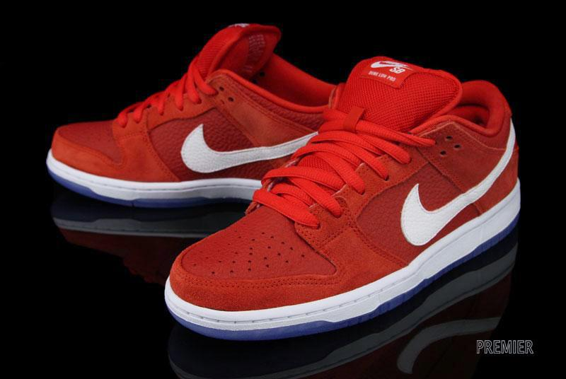 Nike SB Dunk Low  Challenge Red   8a7bb18fd7dd