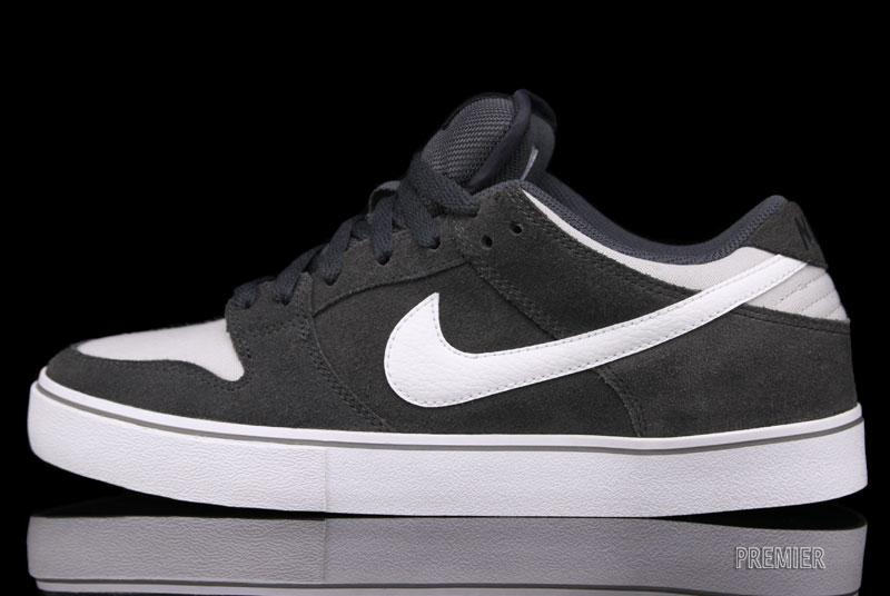 Nike SB Dunk Low LR 'Anthracite/White-Neutral Grey'