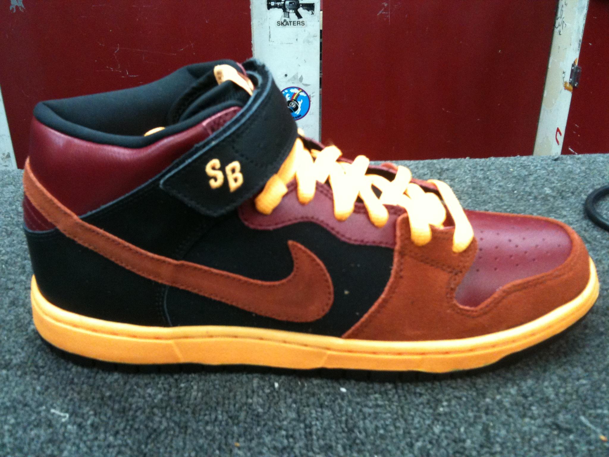 Nike SB Dunk Mid - Spring 2013