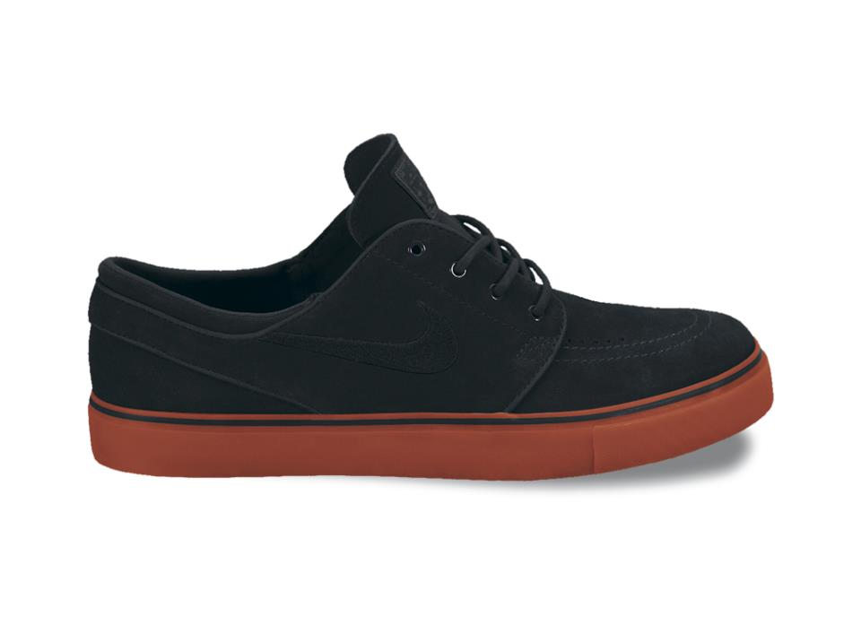 Nike SB Stefan Janoski 'Black/Terra Cotta' - October 2012