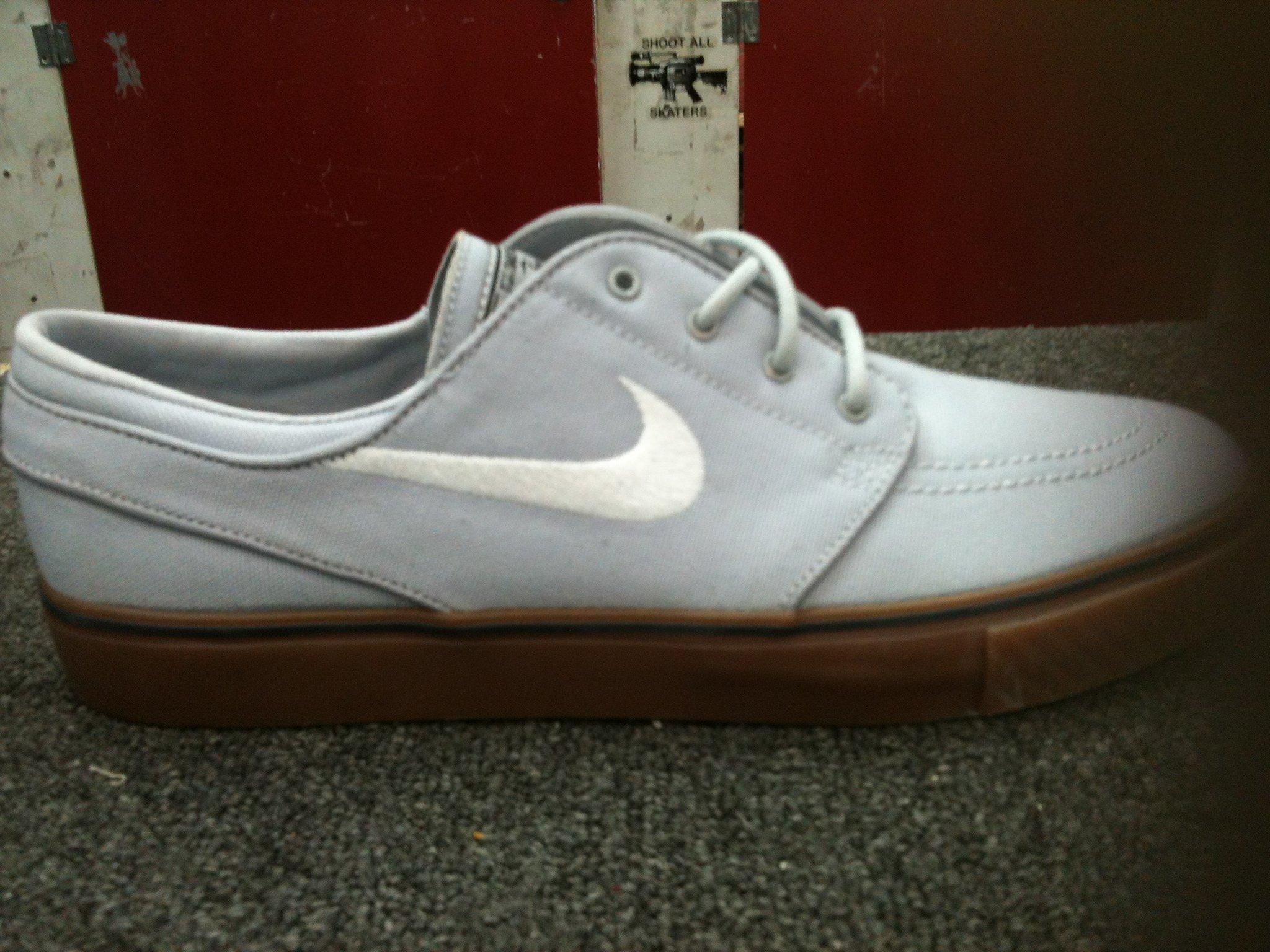 Nike SB Stefan Janoski 'White/Gum' - Spring 2013