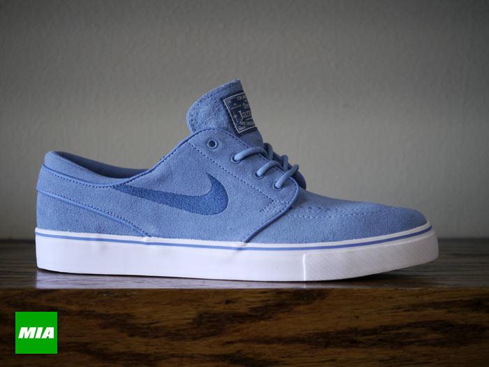 Nike SB Stefan Janoski 'Work Blue/Utility Blue-Sail'