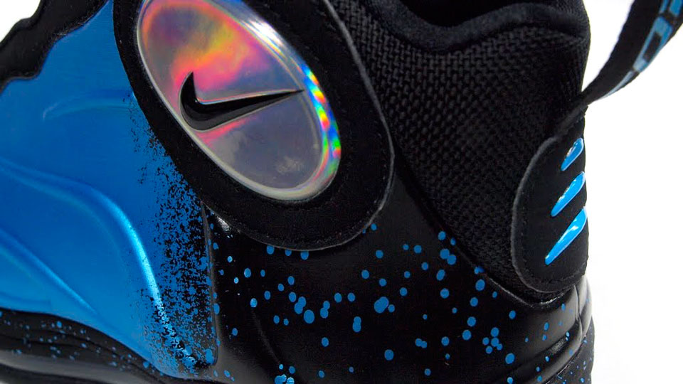 Nike Total Air Foamposite Max 'Current Blue' at mita
