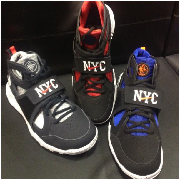 Nike Zoom Huarache NYC Pack