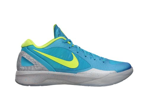 Nike Zoom Hyperdunk 2011 Low Son of Dragon 'Current Blue/Lemon Twist-Neutral Grey-White'