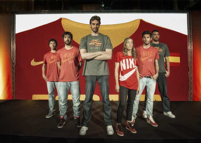Nike and the Spanish Basketball Federation Announce New Partnership